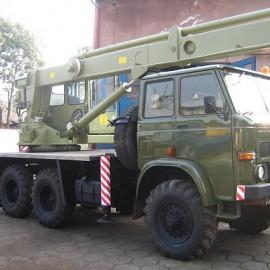 Samochody ciężarowe i dostawcze